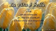 testo la vita ã la vita 232 beautiful that way testo di roberto