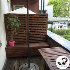 ikea balkon sichtschutz sichtschutz holz