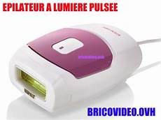 epilateur a lumiere pulsee 233 pilateur 224 lumi 232 re puls 233 e lidl sanitas ipl 100