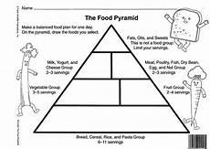worksheet food pyramid worksheets blank food pyramid coloring page pages 0 printable θεματική