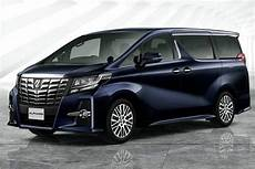 Toyota Alphard Picture