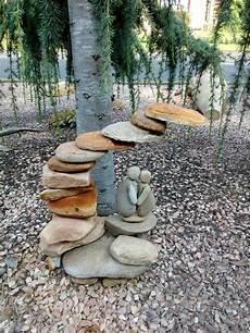 Steinskulptur Aus Meinem Garten Garten Steinskulptur