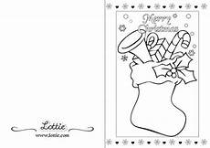 card template for colouring chritsmas colouring card 6 lottie dolls