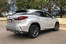 lexus rx 450h 2018 review snapshot carsguide
