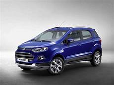 Ford Ecosport 1 5 Tdci Diesel Ambiente Price In India