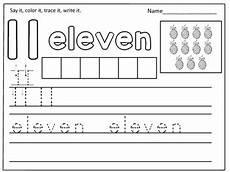 number words 11 20 worksheets number words worksheets 11 20 by kids learning basket