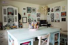 sewing craft room tour furniture beingbrook
