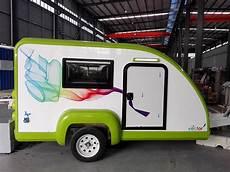 sale china caravan trailer with accessories mini
