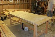 Esstisch Selber Bauen Rustikal - make a table for your dining room sidetracked