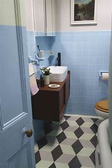how to make over your bathroom when you live in a rental camille styles