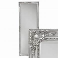 spiegel silber antik spiegel leandos barock silber antik 160x60cm 3422
