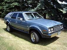 AMC Eagle  Station Wagon American Motors