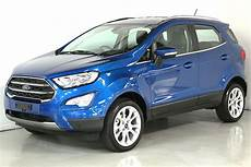 Ford Ecosport Titanium X 2019 Used Car Reviews Cars