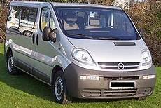 Opel Transporter Vivaro - opel vivaro