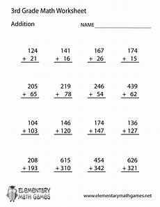 addition worksheet for grade 9892 learn and practice addition with this printable 3rd grade elementary math worksheet 2nd grade