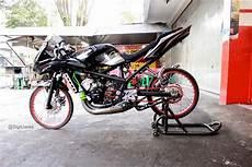 Modif Rr 150 New by Gambar Modifikasi 150 Rr Gaya Thailook Style Terbaru