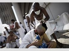 What Muslims Do on Hajj, and Why   The New York Times