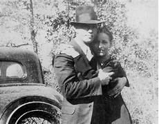 die muse des mörders today in history bonnie and clyde killed by 1934