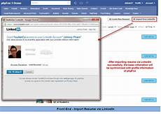 import resume linkedin not working v3 resume younetco phpfox apps themes development younetco phpfox apps themes