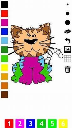 Gambar Kucing Untuk Diwarnai Anak Tk Kumpulan Gambar Hd