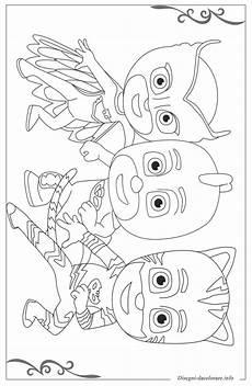 Malvorlagen Pj Masks Edit Kleurplaat Pyjama Helden Pj Masks Pyjamahelden