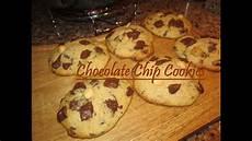 Chocolate Chip Cookies Amerikanisch Backen Cookies