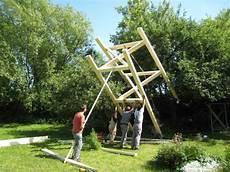 structure cabane bois