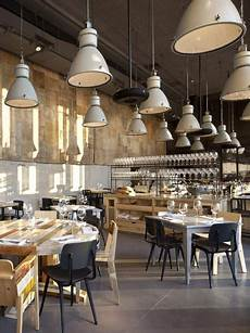 Industrial Design Hamburg - inspiration restaurant design industrial