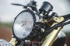 Biaya Modifikasi Scorpio Scrambler by Modifikasi Scorpio Scrambler Still Dual Sport