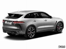 prix suv jaguar 2019 jaguar f pace svr from 92 590 decarie motors