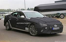 Genesis G70 To Be Faster Lighter Than Kia Stinger GT