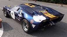Ford Gt40 Mkii V8 Engine Soundcheck