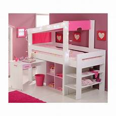 bureau lit combiné lit combin 233 et bureau enfant praline