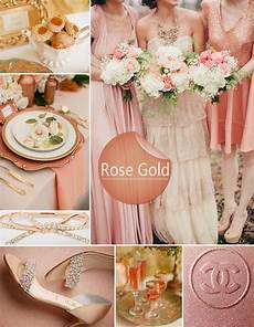 the wedding decorator rose gold wedding inspirations