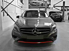 mercedes w176 tuning chiptuning mercedes a 160 cdi 90 ps w176 2015