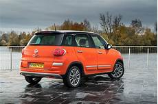 new fiat 500l arrives in the uk priced from 163 16 195
