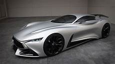 2016 infiniti unveils real world vision gt supercar concept youtube