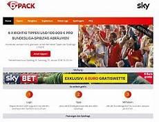 Sky 6er Tipp - sky 6er pack gewinnspiel tippen und 100 000