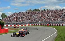 Canadian Grand Prix Leader Meets Formula One