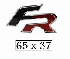 1 logo insigne 3d puissant fr seat cupra