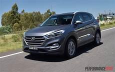 2016 hyundai tucson 1 6t petrol vs crdi diesel comparison