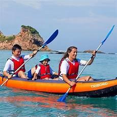 tribord itiwit 3 kayak inflable 2 o 3 plazas itiwit 3 tribord original