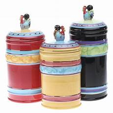 funky kitchen canisters funky rooster ceramic canisters kitchen and bath home