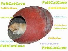 Katzenbett Haustierbett Katzenh 246 Hle Free Spielzeug Filz