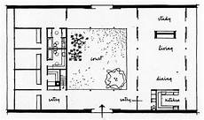 eliot house floor plan eliot noyes eliot noyes house plan new canaan