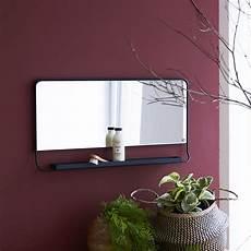 spiegel schwarz spiegel schwarz 80x40 element tikamoon