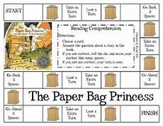 paper bag princess worksheets 15703 booking across canada the paper bag princess elementary amc