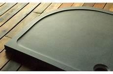 Receveur De En Granit 1 4 Rond 90x90 Lagoon
