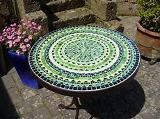 Mosaiktisch Garten Vianova Project