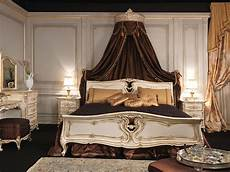 letti a baldacchino antichi classic louis xvi bedroom carved wood bed with wall